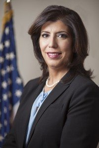 Acting District Attorney (DA) Madeline Singas