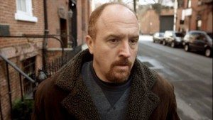 Louie C.K. as the title character in Louie