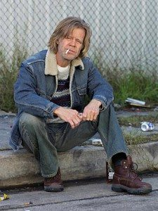 William H. Macy's Frank Gallagher in Shameless (Photo courtesy of CBS Corporation)