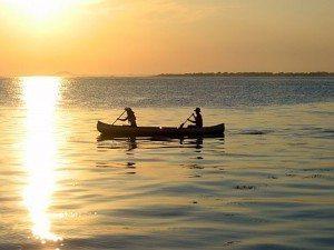 Fire Island canoe tour