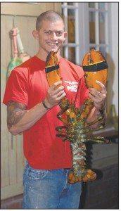 Jordan's Lobster Farm has genuine monsters ready for you.