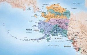 Alaskan residents receive an annual stipend from the state's oil revenues