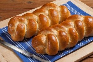 Each Challah Bake participant will receive a mixing bowl containing two and a half pounds of flour, all premeasured ingredients, and an apron.