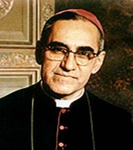 The late Monsignor Oscar Romero