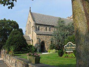 St. Brigid's Church in Westbury