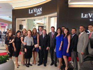 The LeVian family