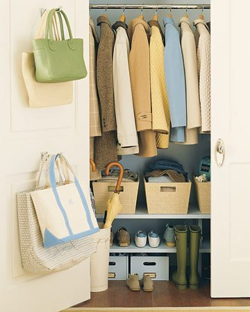 The Front Hall Closet Only Essentials You Need To For Fall