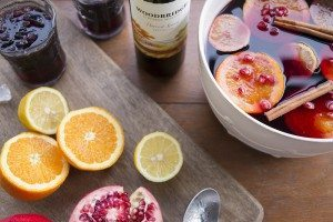 Harvest spiced punch