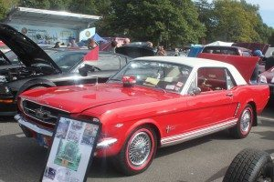 1964 Ford Mustang (Photo by Stephen Takacs)