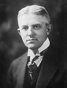 Mayor George R. Lunn