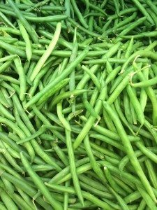 Green beans (Photo by Christy Hinko)