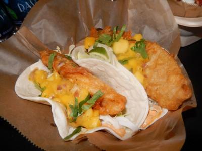 Calexico Baja fish tacos