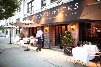 Chadwicks serves American classics and more.