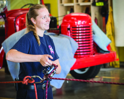 Students often have a one-dimensional view of college and careers; they think of specific jobs like veterinarian, lawyer and firefighter.