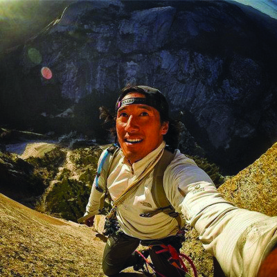 National Geographic photographer Jimmy Chin