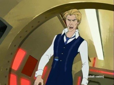 David Bowie in The Venture Brothers