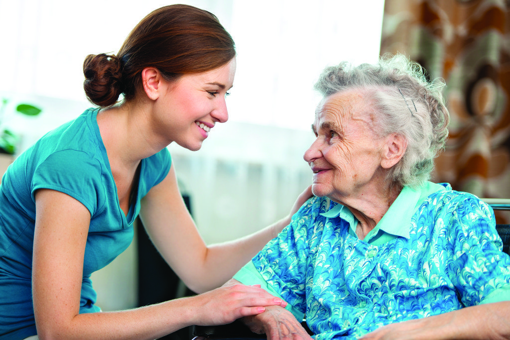 Personal care aides are projected to have the highest amount of new jobs within the next eight years.