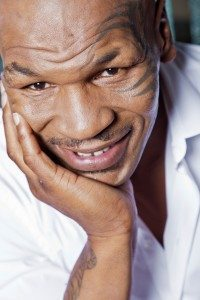Mike Tyson (Photo by Jerry Mettelus)
