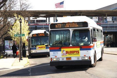 NICE bus routes eliminated