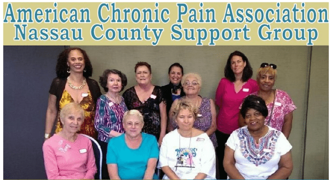Chronic Pain Support Group Long Island Weekly