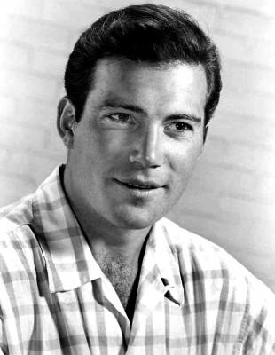William Shatner circa 1958