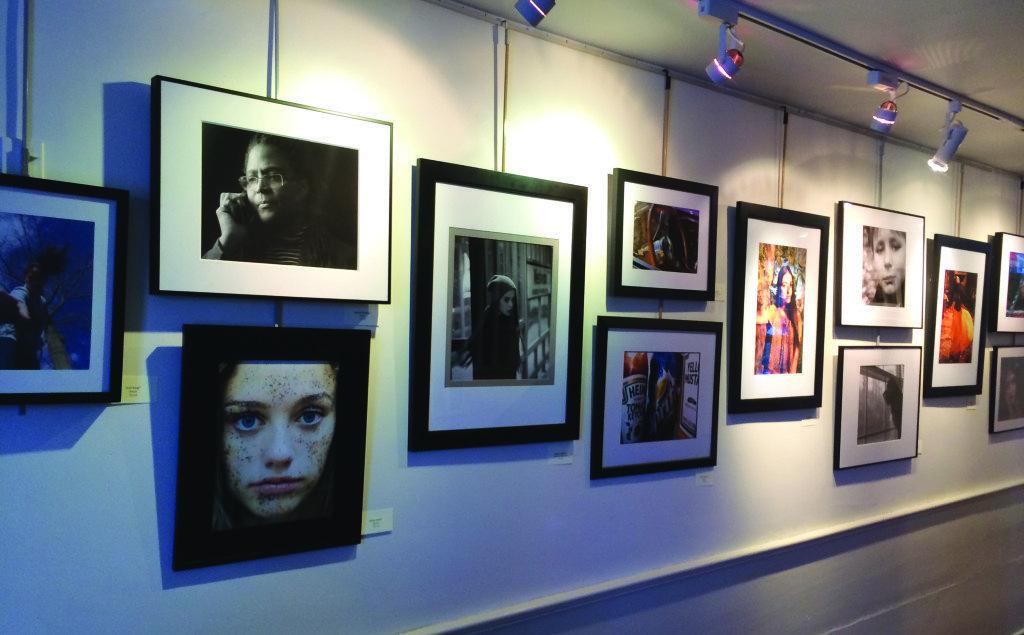 Art Guild photography exhibition