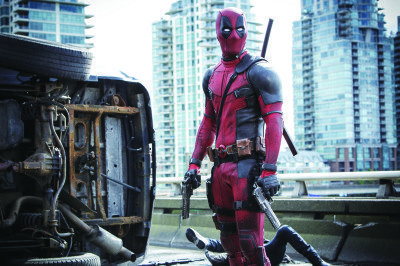 February Movie Previews Deadpool