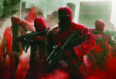 February Movie Previews Triple 9