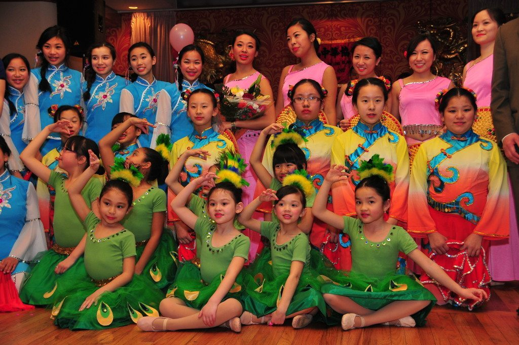 Girls Dance Group