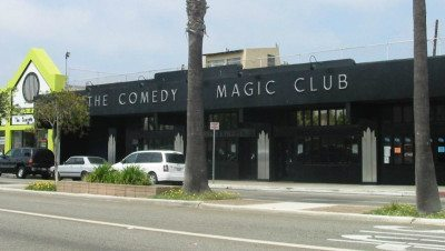 Paul Reiser made his way back to the stand-up stage by way of Hermosa Beach's Comedy & Magic Club