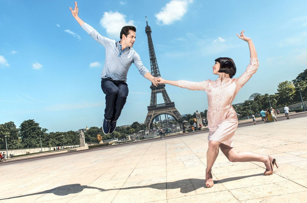 AN AMERICAN IN PARIS Photo by Sylvain Gripoix