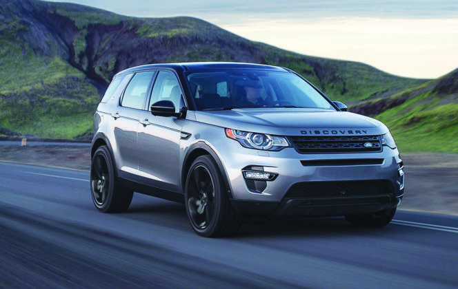World Car Awards Land Rover Discovery