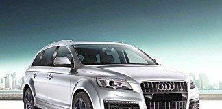 World Luxury Car Finalists Audi Q7
