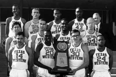 1965-66 NCAA Champion Texas Western Miners