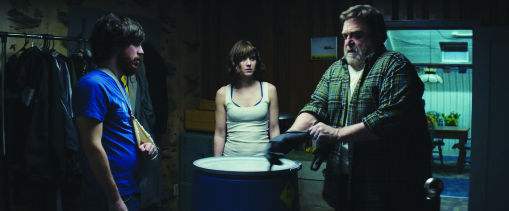 March Movie Previews Cloverfield
