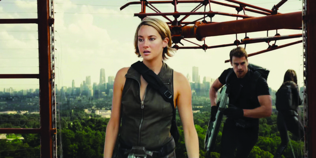 March Movie Previews Allegiant