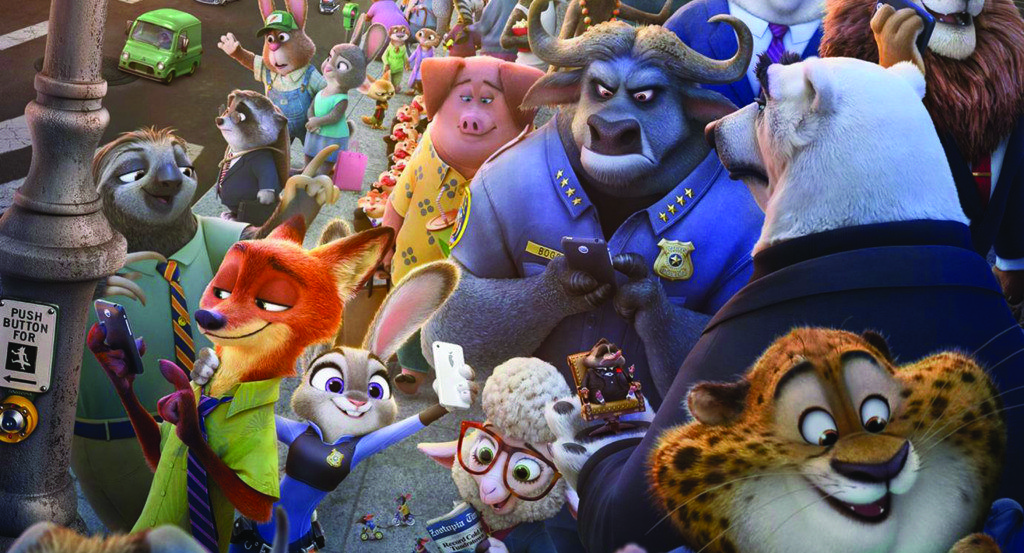 March Movie Previews Zootopia