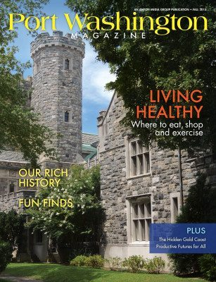 Port Washington Magazine Sept. 2015 Cover