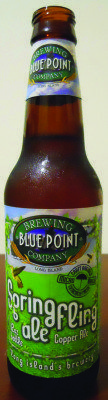 Spring Beers Spring Fling Ale
