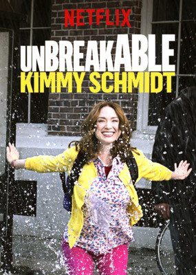 Streaming television Unbreakable Kimmy Schmiddt