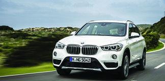 World Car Awards BMW X1