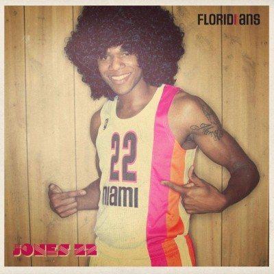 Small forward James Jones