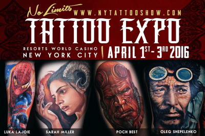 United Ink No Limits Tattoo Expo 2016