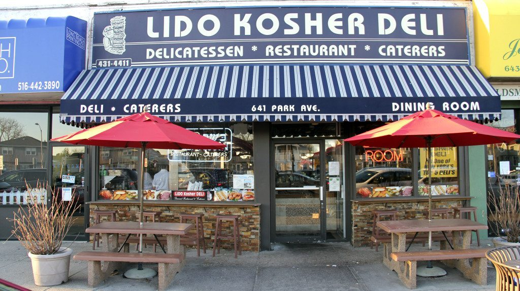 Lido offers Jewish soul food like franks in a blanket and sandwiches with turkey, corned beef and pastrami
