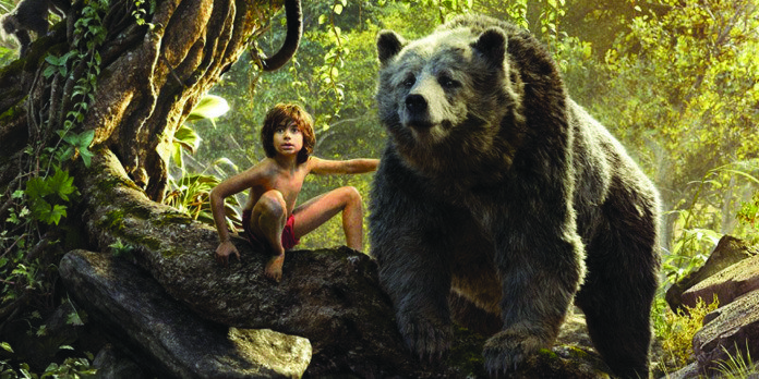April Movie Previews 2016 Jungle Book