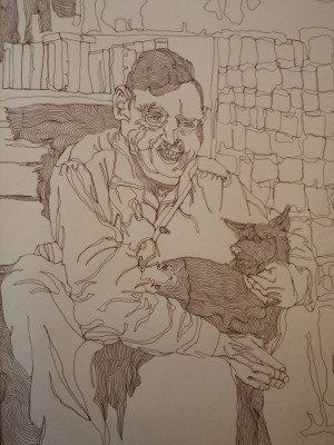 Bruce Laird, Man's Best Friend, pen