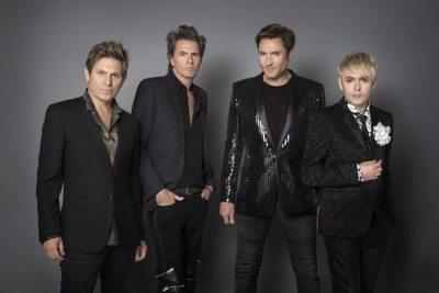 Duran Duran today (from left): Roger Taylor, John Taylor, Simon LeBon, Nick Rhodes (Photo by Stephanie Pistel)