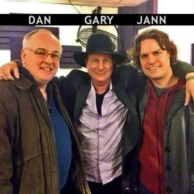 Dan Beck, Gary Lucas and Jann Klose