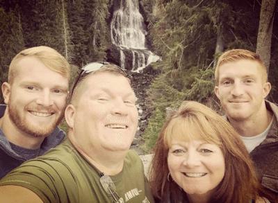 Tim Parker_family