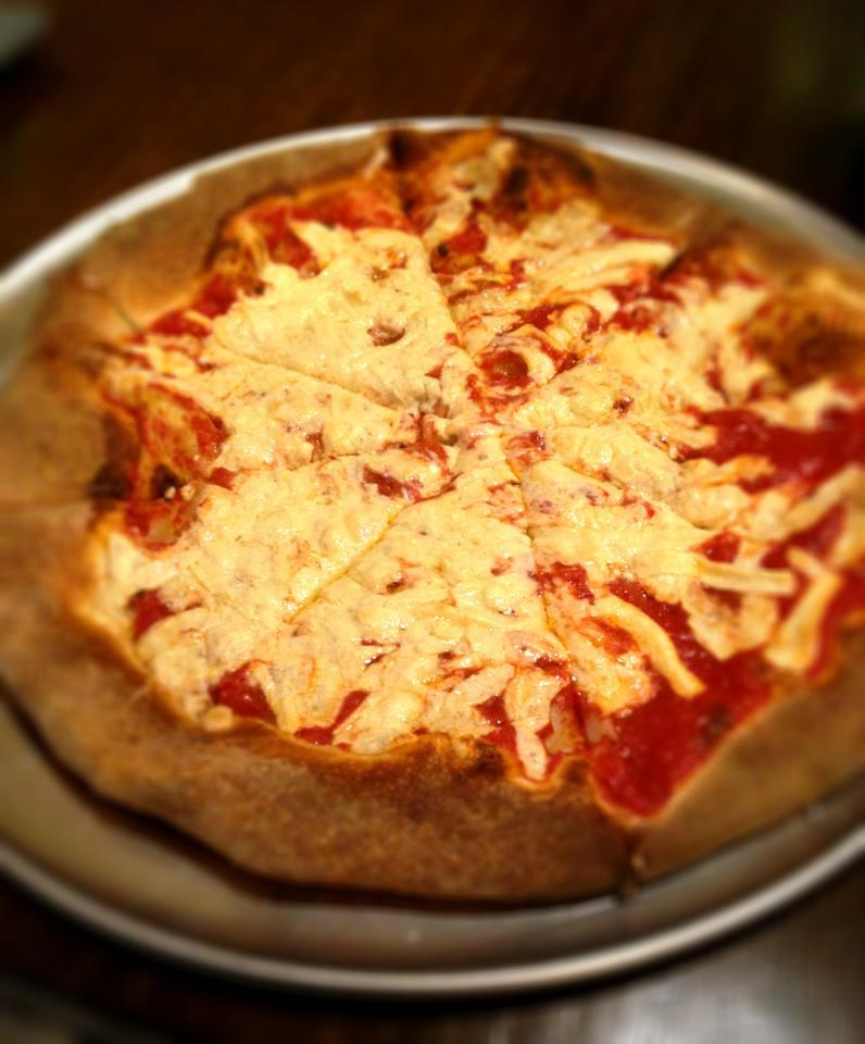 Brothers Pizza Cafe Vegan Menu